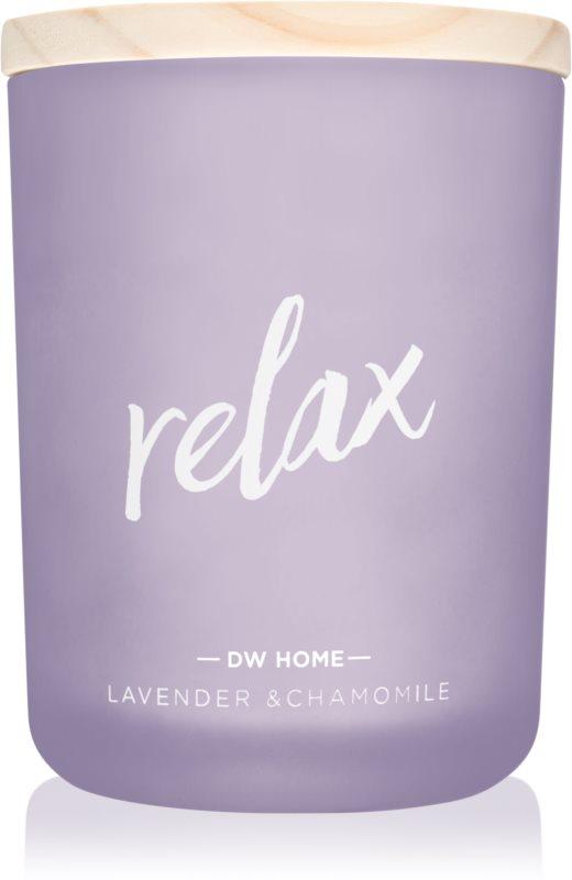 DW Home Relax  Geurkaars 210,07 gr