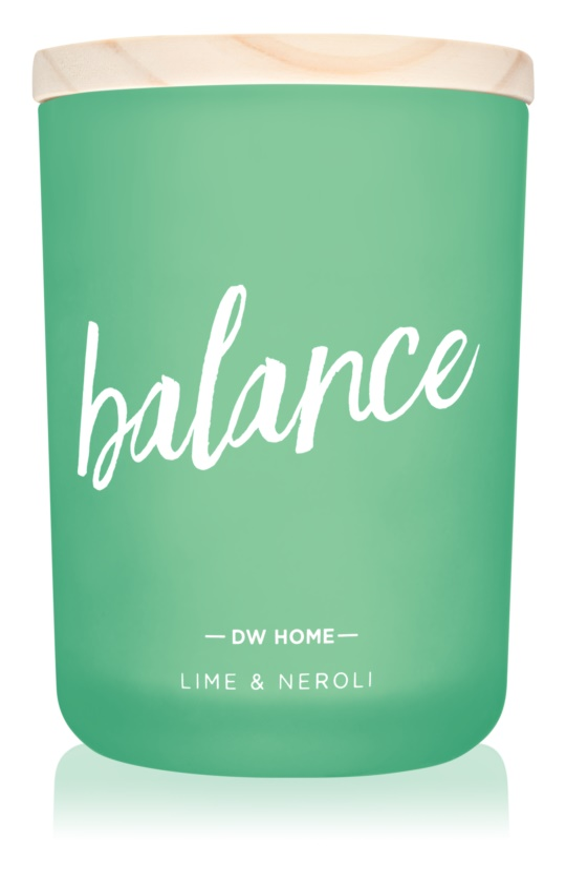DW Home Balance lumânare parfumată  425,53 g