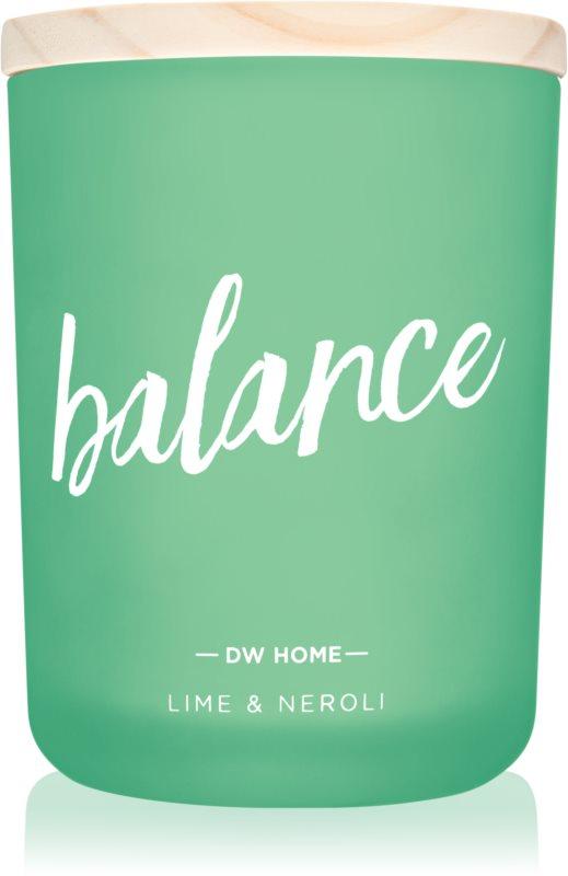 DW Home Balance vonná svíčka 425,53 g