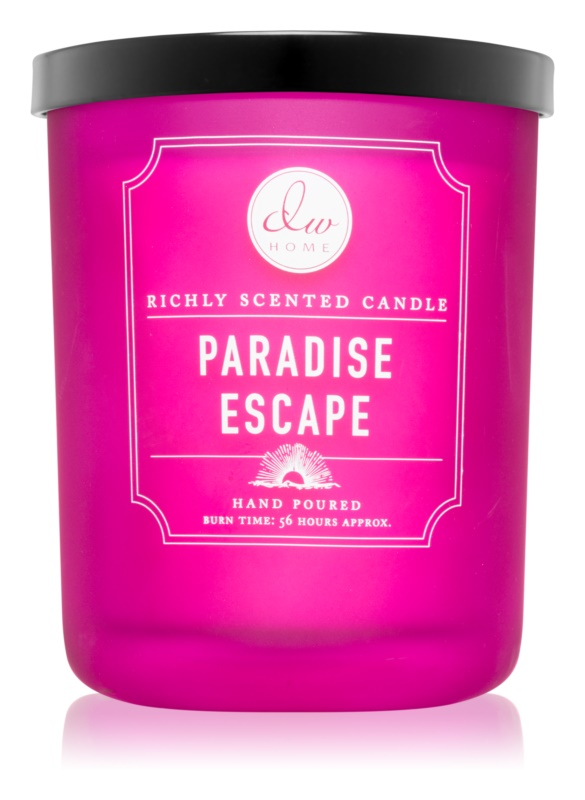DW Home Paradise Escape Scented Candle 425,53 g