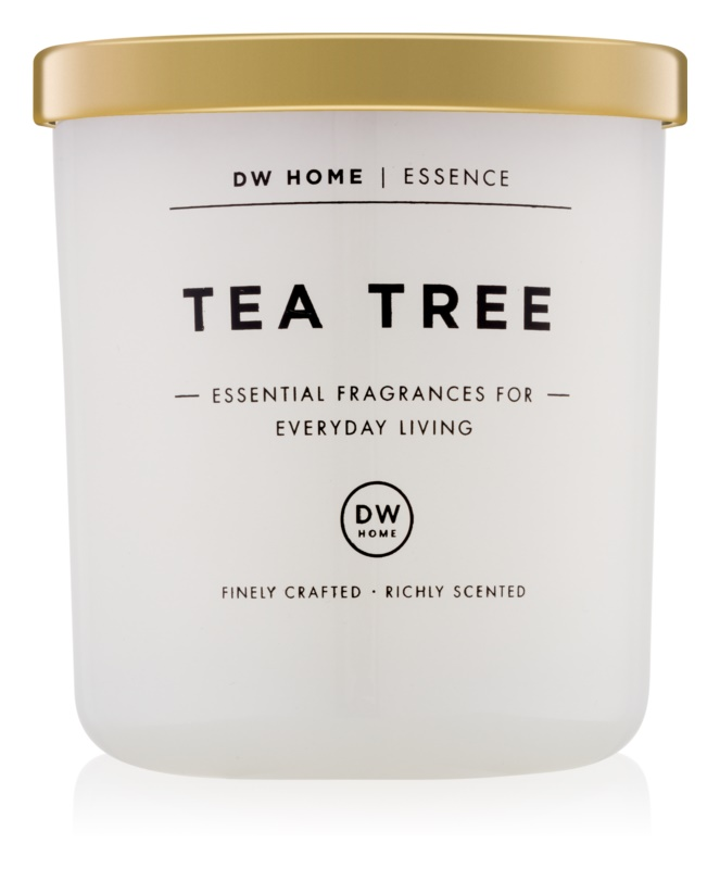 DW Home Tea Tree bougie parfumée 256 g