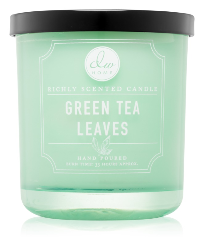 DW Home Green Tea Leaves bougie parfumée 274,71 g