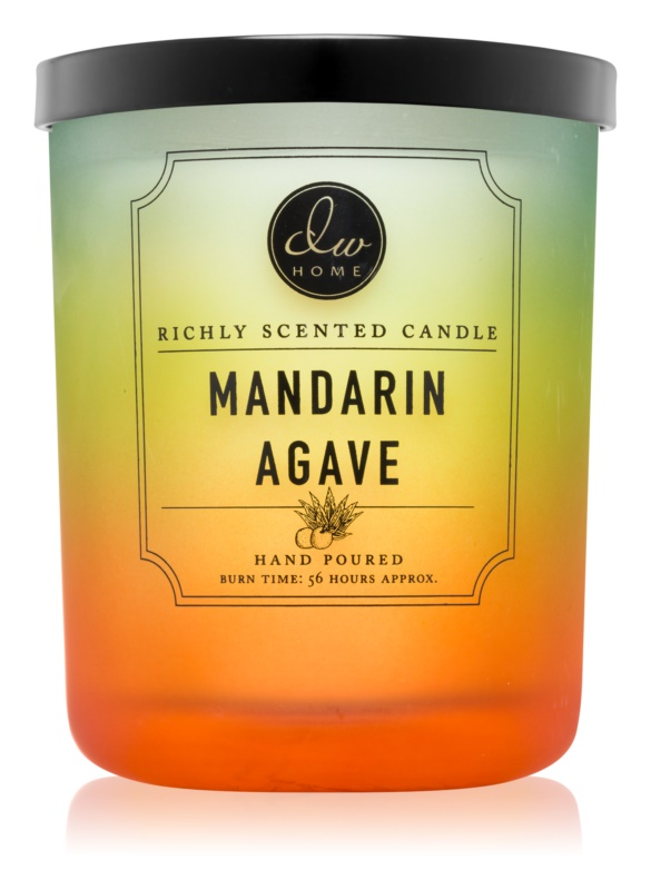 DW Home Mandarin Agave vonná sviečka 425,53 g