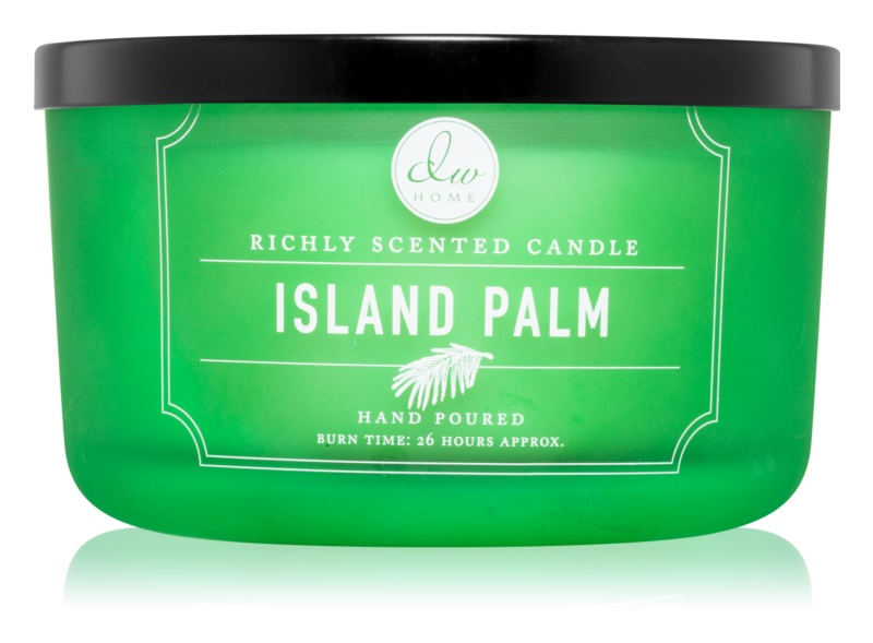 DW Home Island Palm Scented Candle 420,74 g