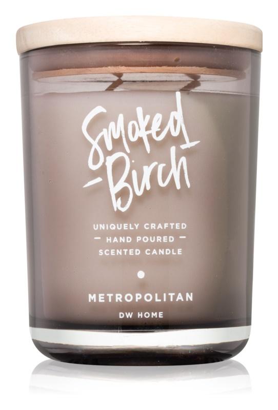 DW Home Smoked Birch illatos gyertya   g