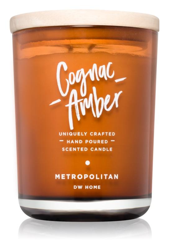 DW Home Cognac Amber świeczka zapachowa  425,53 g