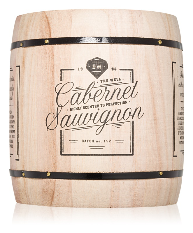 DW Home Cabernet Sauvignon lumânare parfumată  449,77 g