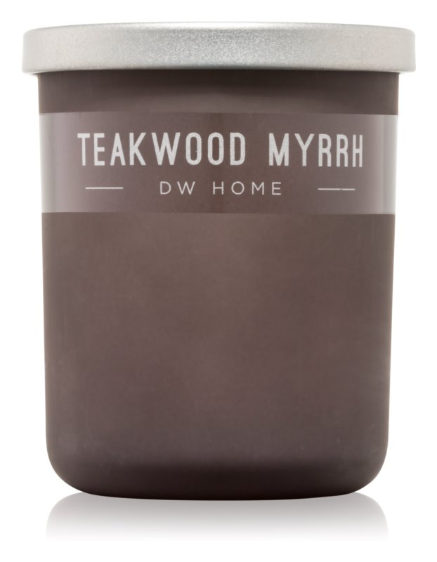 DW Home Teakwood Myrrh Scented Candle 107,73 g