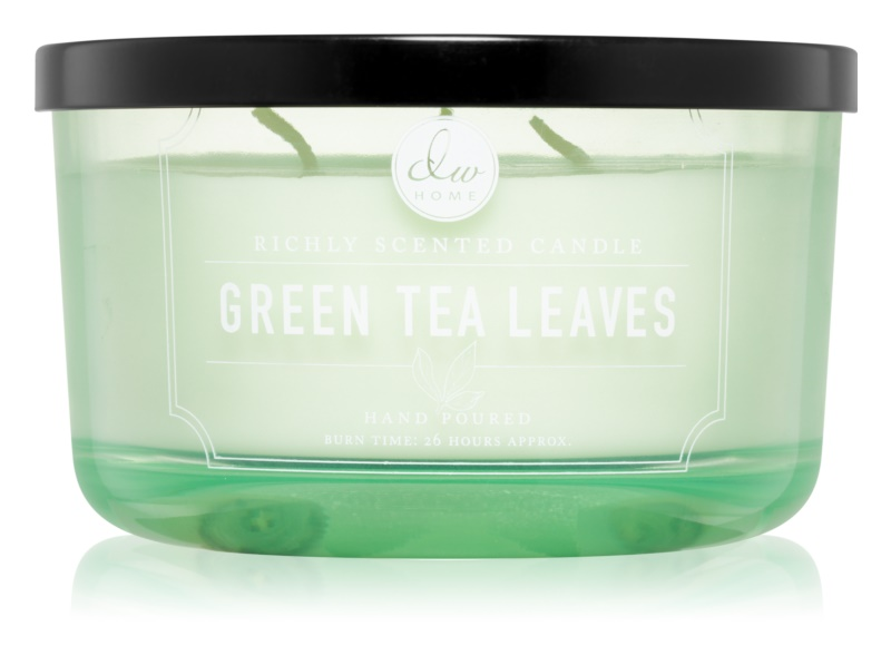 DW Home Green Tea Leaves lumânare parfumată  390,37 g