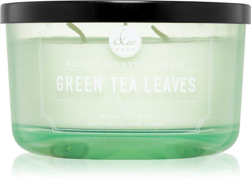 DW Home Green Tea Leaves świeczka zapachowa  390,37 g