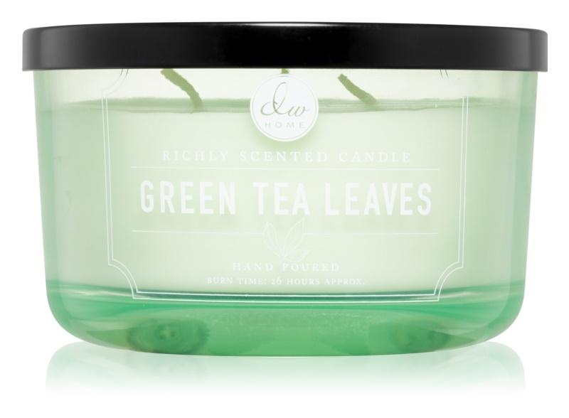 DW Home Green Tea Leaves vonná svíčka 390,37 g