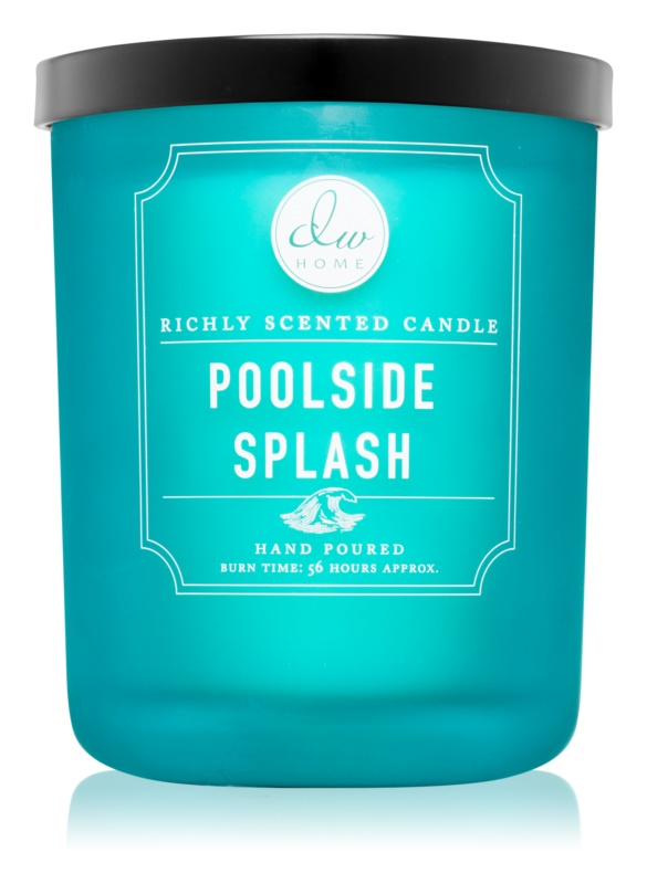 DW Home Poolside Splash ароматизована свічка  425,53 гр