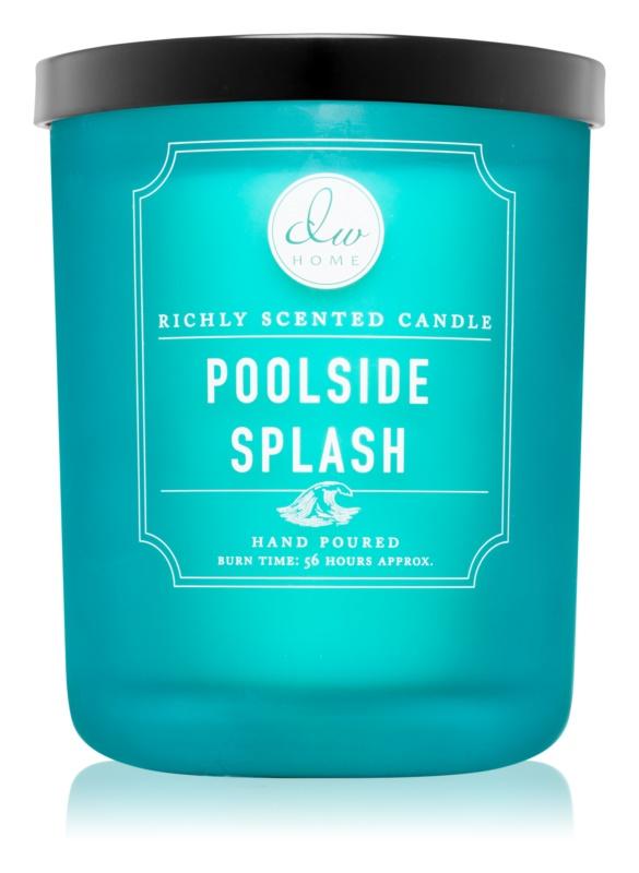 DW Home Poolside Splash bougie parfumée 425,53 g