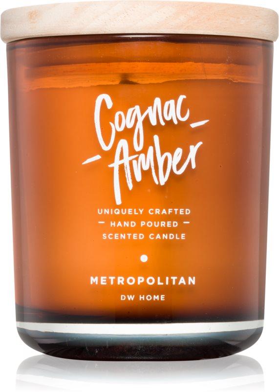 DW Home Cognac Amber świeczka zapachowa  247,77 g