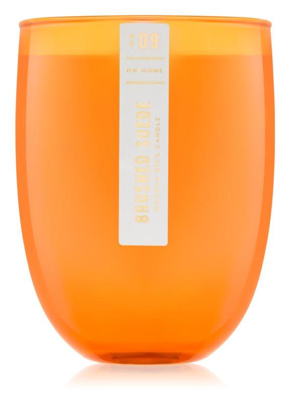 DW Home Tangerine Thyme vonná svíčka 436,30 g s dřevěným knotem