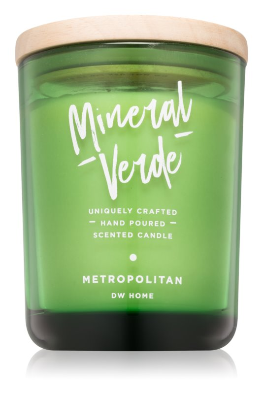 DW Home Mineral Verde dišeča sveča  425,53 g