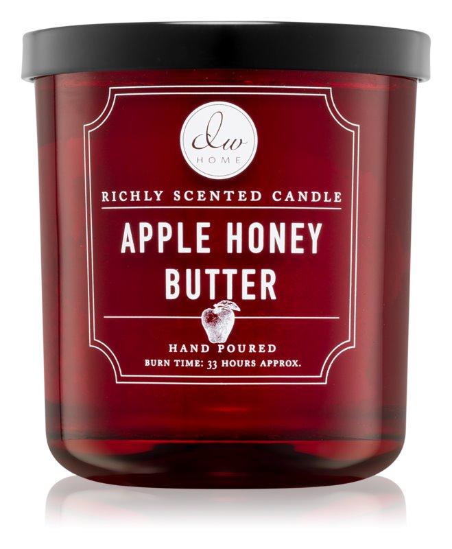 DW Home Apple Honey Butter Geurkaars 274,41 gr