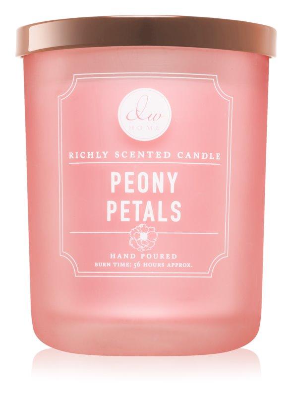 DW Home Peony Petals lumânare parfumată  425,53 g