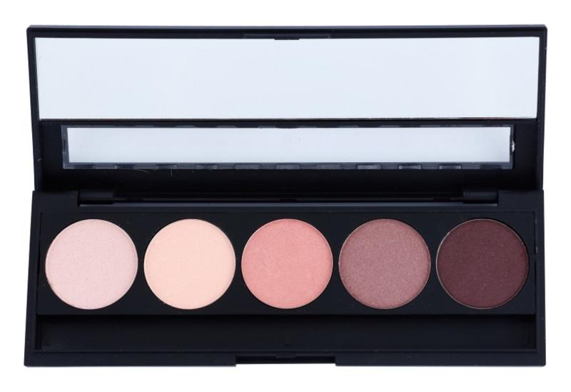 E style Perfect Harmony Palette paleta farduri de ochi cu oglinda mica