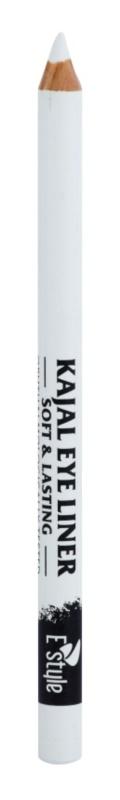 E style Soft & Lasting kajalová ceruzka na oči