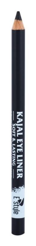 E style Soft & Lasting каяловий олівець для очей