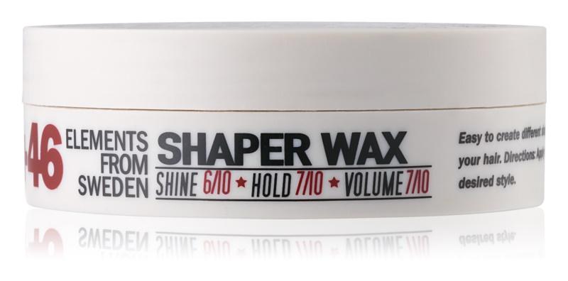 E+46 Styling vosek za lase z močnim utrjevanjem