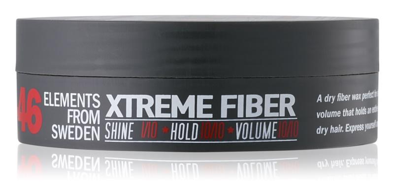 E+46 Styling vosk na vlasy extra silné zpevnění