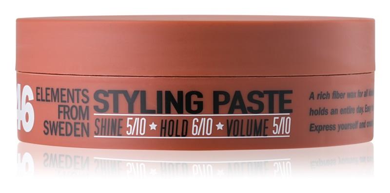 E+46 Styling stylingová pasta pre lesk