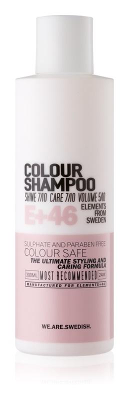 E+46 Colour șampon pentru par vopsit