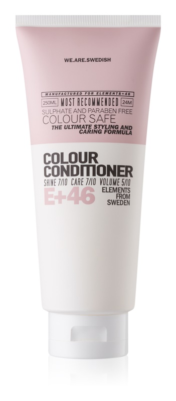 E+46 Colour kondicionér pre farbené vlasy