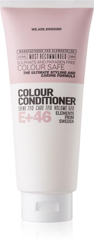 E+46 Colour kondicionér pro barvené vlasy