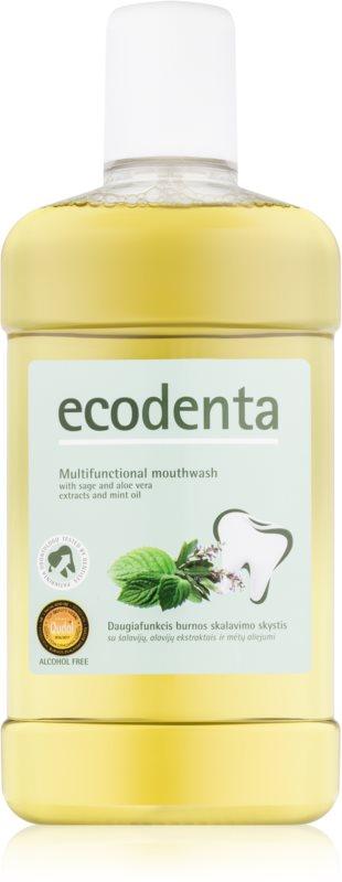 Ecodenta Sage & Aloe Vera & Mint Oil ústna voda