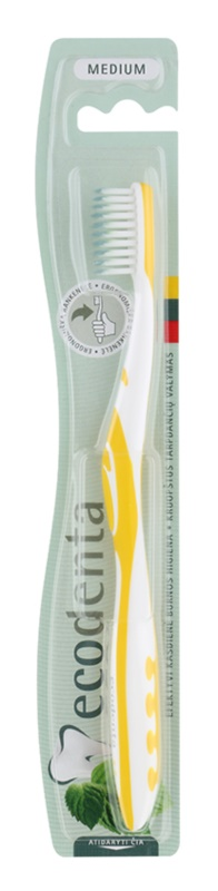 Ecodenta Ergonomic zubní kartáček medium