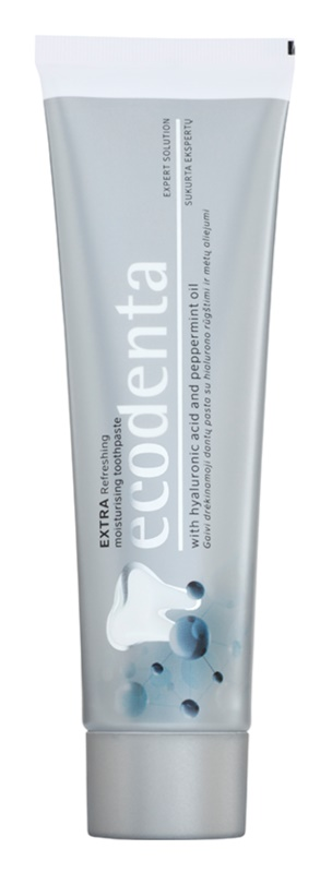 Ecodenta Extra pasta dentífrica hidratante