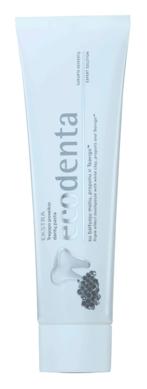 Ecodenta Extra pasta de dientes con triple acción