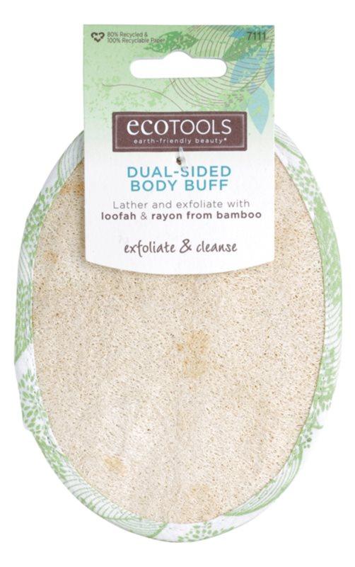 EcoTools Bath & Shower burete exfoliant pentru corp