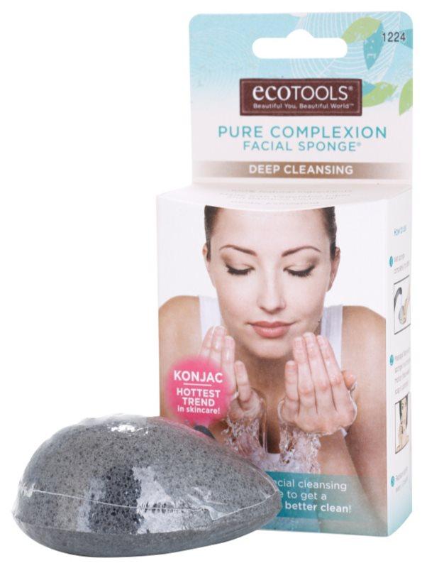 EcoTools Pure Complexion éponge konjac nettoyant en profondeur