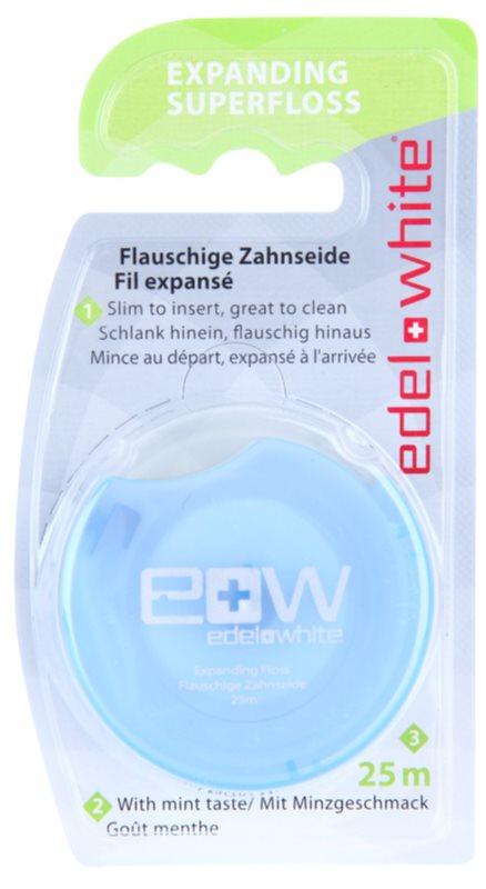 Edel+White Expanding Superfloss Zahnseide