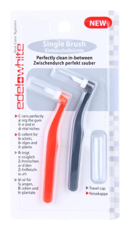 Edel+White Single Brush fogköztisztító kefék 2 db