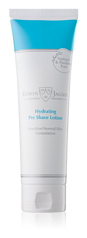 Edwin Jagger EDWIN JAGGER Hydrating Pre Shave krém pred holením bez parabénov