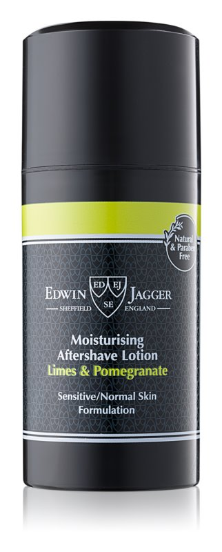 Edwin Jagger EDWIN JAGGER Limes & Pomegranate balzam po holení pre zmiešanú pleť