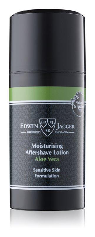 Edwin Jagger EDWIN JAGGER Aloe Vera balzam po holení pre citlivú pleť