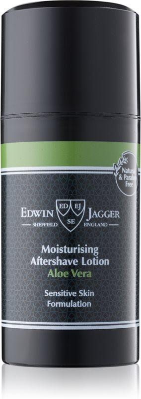 Edwin Jagger EDWIN JAGGER Aloe Vera balzám po holení pro citlivou pleť