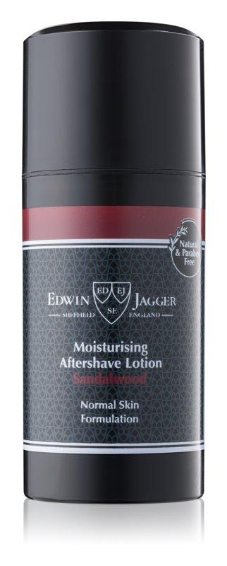 Edwin Jagger EDWIN JAGGER Sandalwood balzám po holení pro normální pleť