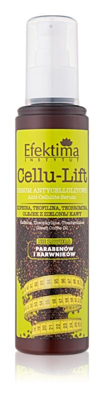 Efektima Cellu - Lift ser pentru tratarea celulitei