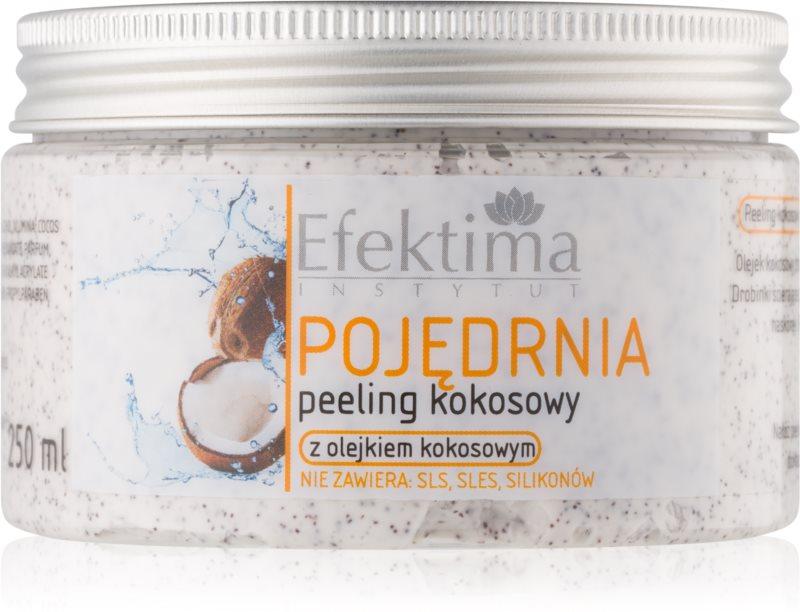 Efektima Institut Coconut Peeling für die Festigung der  Haut