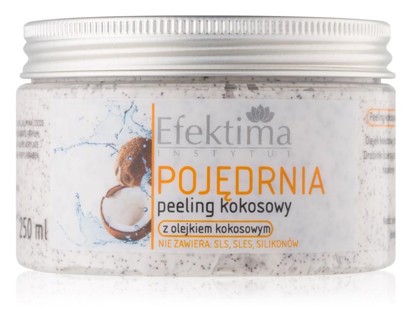Efektima Institut Coconut peeling pro zpevnění pokožky