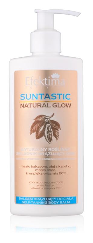Efektima Institut Suntastic Natural Glow samoporjavitveni balzam za telo