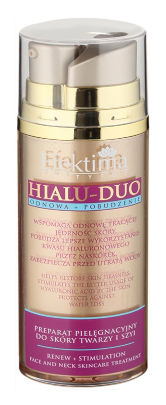 Efektima Institut Hialu-Duo Regenerating Treatment with Anti-Ageing Effect