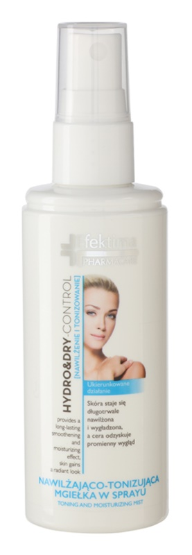 Efektima PharmaCare Hydro&Dry-Control Face Mist With Moisturizing Effect